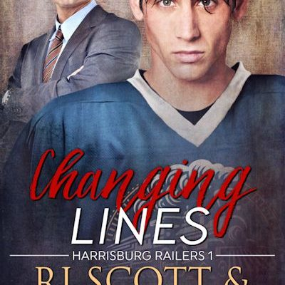 Changing Lines (Harrisburg Railers #1)