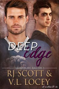 V.L. Locey, RJ Scott, MM Romance, Hockey Romance