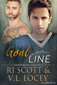 V.L. Locey, RJ Scott, MM Romance, Gay Romance, Hockey Romance