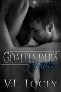 VL Locey Romance Author, Gay Romance, Hockey Romance