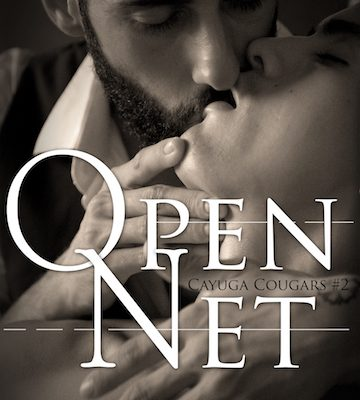 Open Net (Cayuga Cougars #2)