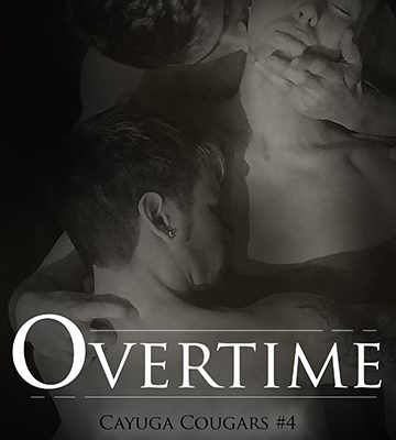 Overtime (Cayuga Cougars #4)