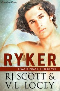 VL Locey, MM Romance, Hockey Romance, New Adult