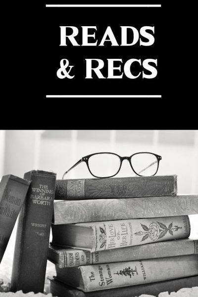 V.L. Locey, Reads & Recs