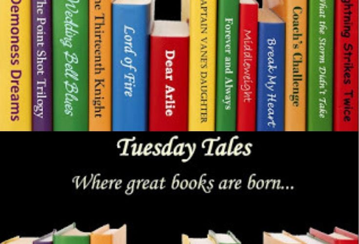 Tuesday Tales, V.L. Locey, Romance