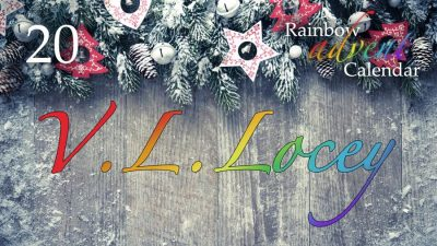 Rainbow Advent, V.L. Locey, Christmas, MM Romance