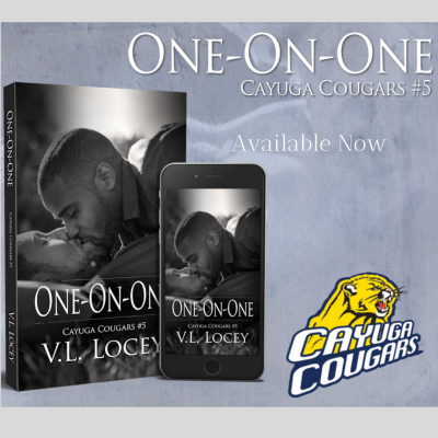 One-On-One (Cayuga Cougars #5) OUT NOW!