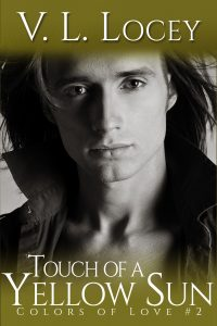 Touch Of A Yellow Sun, Gay Romance, V.L. Locey