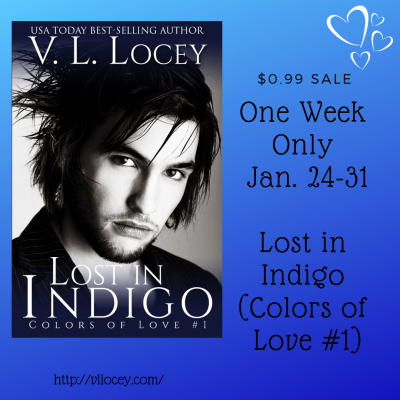 Lost In Indigo Sale