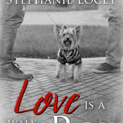 Love Is A Walk In The Park – Cover Reveal