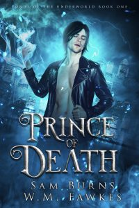 Prince Of Death, Sam Burns, W.M. Fawkes, MM Romance