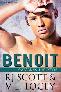 V.L. Locey, MM Romance, Gay Romance, Hockey Romance