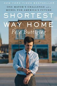 Pete Buttigieg, Reads & Recs, V.L. Locey
