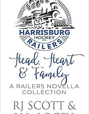 Head, Heart & Family: A Railers Hockey Novella Collection – OUT NOW IN PAPERBACK