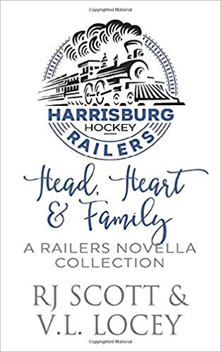 Head, Heart & Family: A Railers Hockey Novella Collection