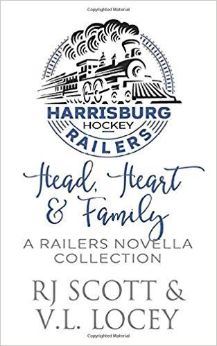 Head, Heart & Family: A Railers Hockey Novella Collection