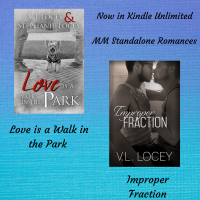 V.L. Locey, Kindle Unlimited, MM Romance
