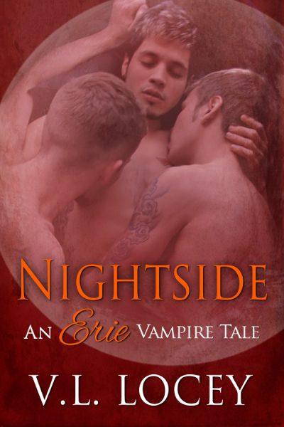 Nightside, VL Locey, Paranormal, MMM Romance
