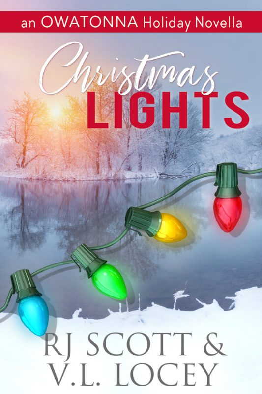 Christmas Lights, An Owatonna U Christmas Novella