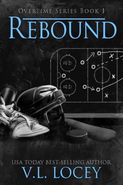 Rebound, V.L. Locey, MM Romance