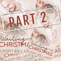 Waiting for Christmas - a FREE advent read from RJ Scott & VL Locey