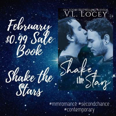 Shake the Stars – 99C SALE!