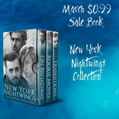 New York Nightwings Collection – ON SALE!