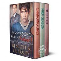 V.L. Locey, RJ Scott, Hockey Romance