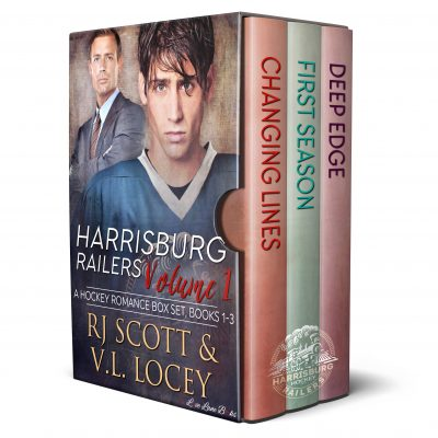 Railers Volumes Release & Half Price Sale!