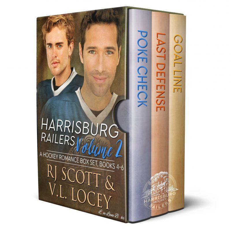 Harrisburg Railers Volume 2