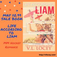 V.L. Locey, MM Romance, Gay Romance