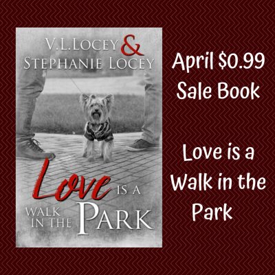 Love Is A Walk In The Park – 99c SALE