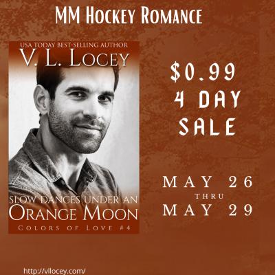 Slow Dances Under An Orange Moon – 99C SALE!