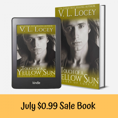 Touch of a Yellow Sun (Colors Of Love #2) – SALE