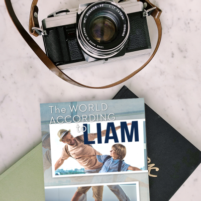 The World According To Liam – Cover Reveal!