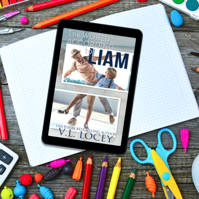 The World According To Liam – OUT NOW!