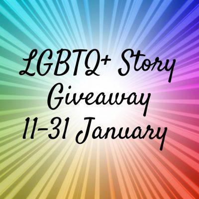 LGBTQ+ Story Giveaway!