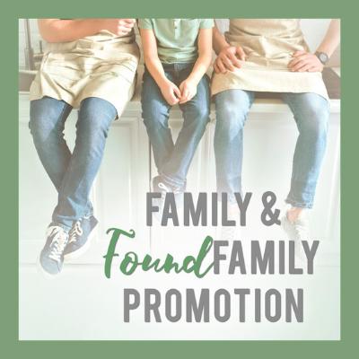 Family/Family Found BookFunnel Promo