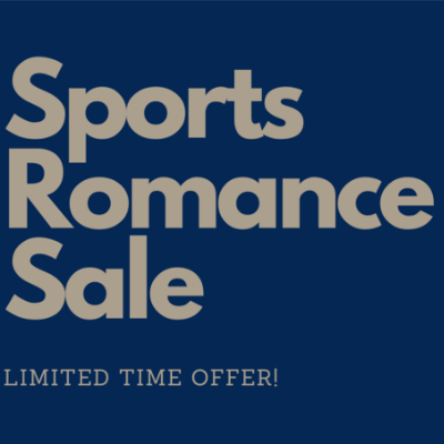 Sports Romance Book Funnel Promotion