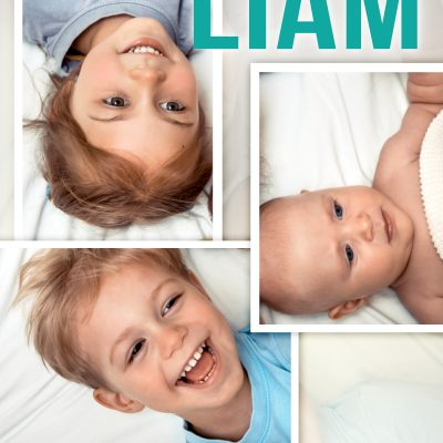 Family According To Liam – OUT NOW!