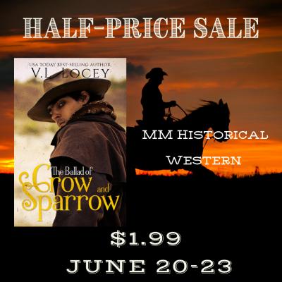 The Ballad of Crow & Sparrow Half Price Sale