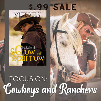 Cowboys & Ranchers Book Funnel Event