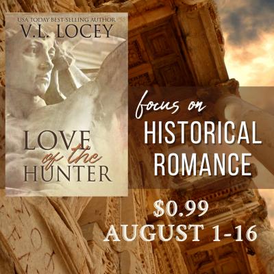 Historical Romance Bookfunnel Promotion