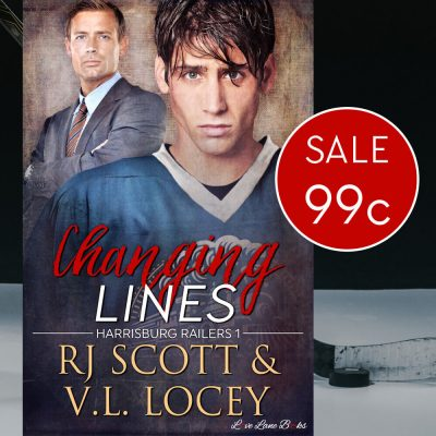 Changing Lines – 99c SALE!