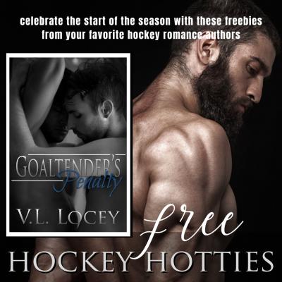 V.L. Locey, MM Romance, Hockey Romance