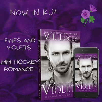 Pines & Violets (Colors of Love #7) – NOW IN KU!